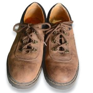 Vintage Timberland Brown Leather Oxford   Sz 10